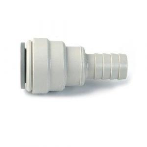 """Push Fit 15mm 1/2"""" Flexi hose"""