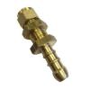 "Gas Connector - 8mm (5/16"") Bulkhead Nozzle"