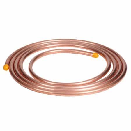 8mm Copper Gas LPG Plumbing Pipe/Tube Water