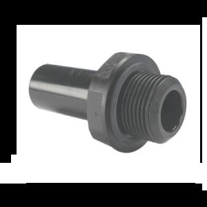 Push Fit 12mm Stem BSP Male