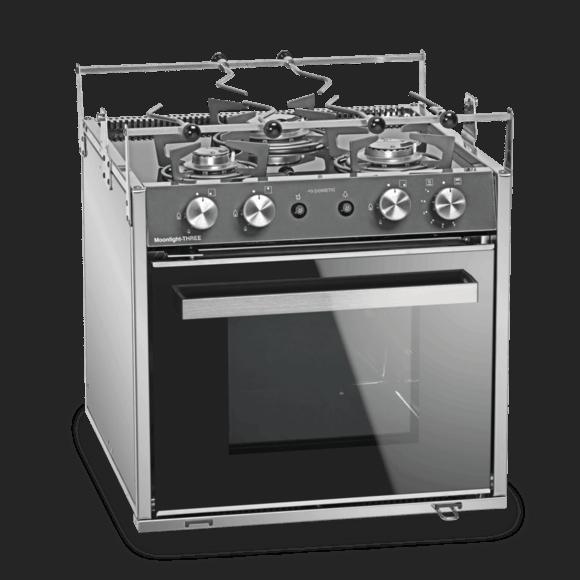 Smev Cu433 Moonlight Oven Hob Amp Grill The Campervan Shop